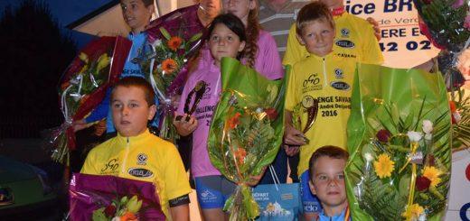 podium challenge Coutances